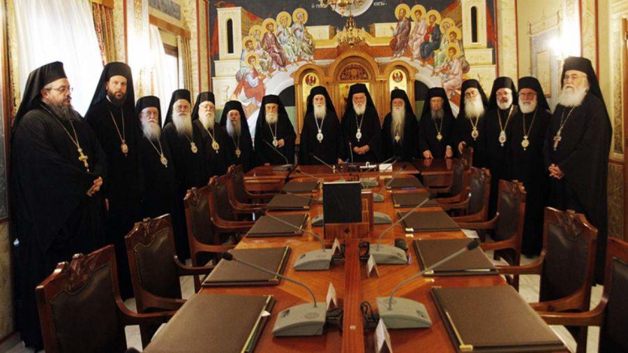 Ιερά Σύνοδος για ΠΙΕΕΤ: «Ποιους και γιατί ενοχλεί η Εκκλησία;»