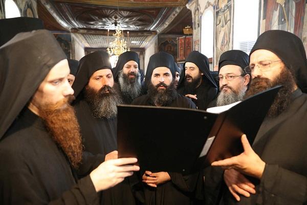 Άγιο Όρος: Αρχιερατικό Συλλείτουργο για τον Άγιο Μάξιμο τον Γραικό - Μήνυμα Βαρθολομαίου