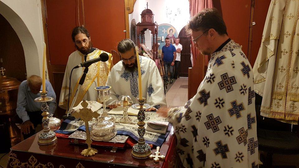 Η εορτή του Προφήτη Ηλία στον Πρωταρά - Υπέροχες εικόνες