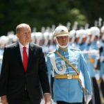 Ορκωμοσία - Φιέστα Ερντογάν παρουσία Οικουμενικού Πατριάρχη