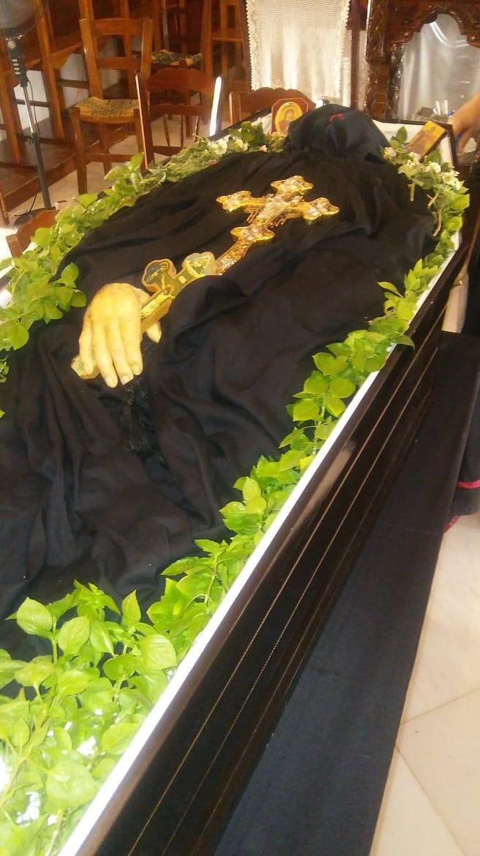 Η Κύπρος με συγκίνηση αποχαιρέτησε τη Γερόντισσα Κασσιανή