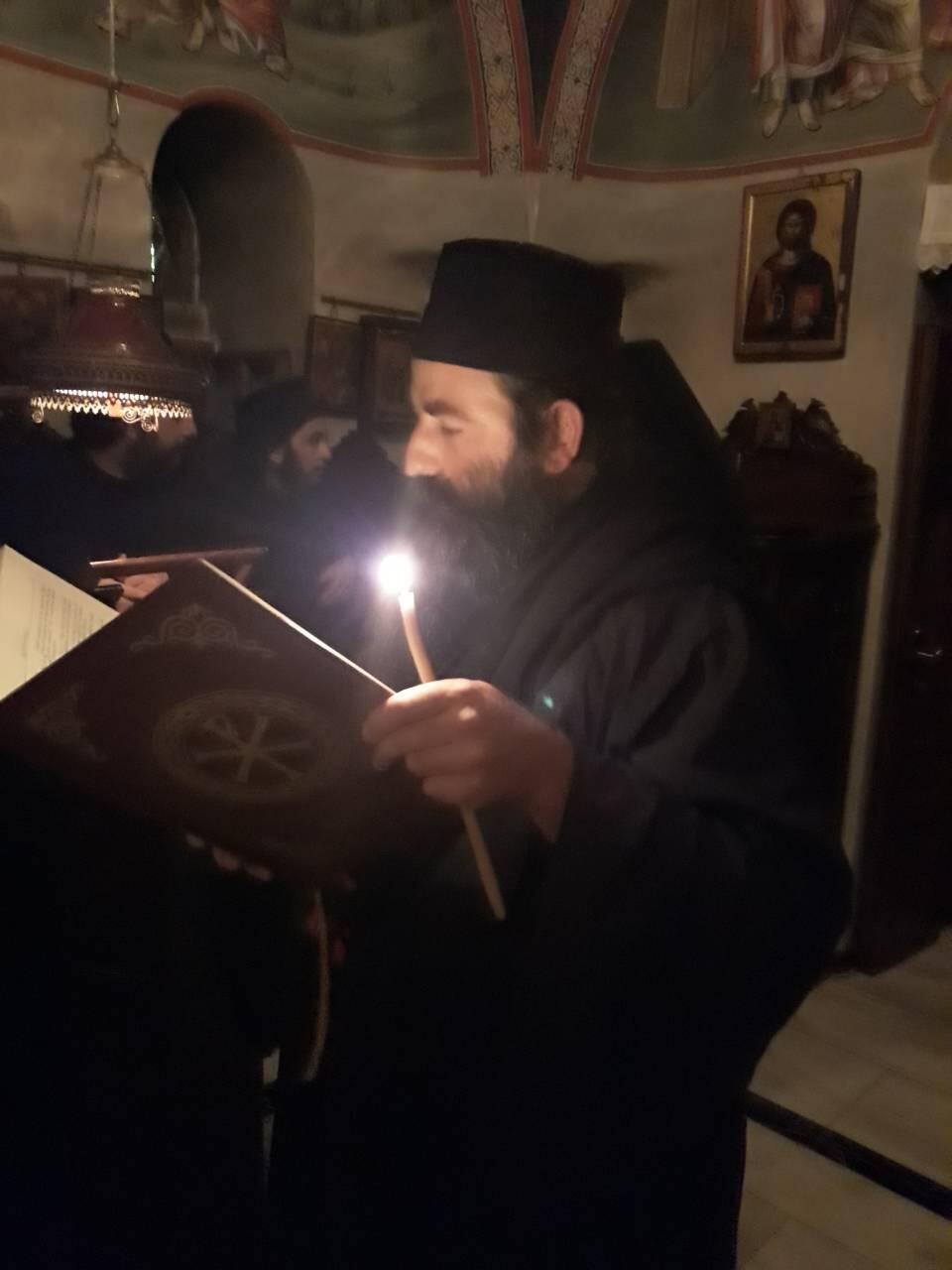Άγιο Όρος: Με λαμπρότητα πανγύρισε η Μονή Εσφιγμένου την κοίμηση της Θεοτόκου