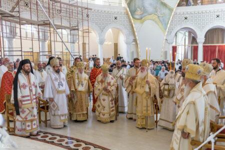Εορτασμός των 26 χρονων της Ενθρόνισης του Αρχιεπισκόπου Αναστασίου