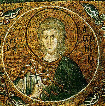 22 Αυγούστου - Εορτή: Άγιος Αγαθόνικος και οι μαζί μ' αυτόν Ζωτικός, Ζήνων, Θεοπρέπιος, Ακίνδυνος και Σεβηριανός