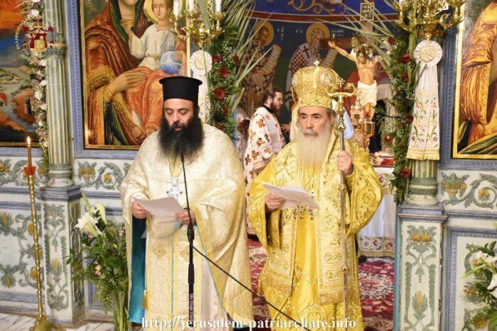 Λαμπρή Εορτή του Προφήτη Ηλία στο Πατριαρχείο Ιεροσολύμων