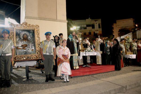 Πολυαρχιερατικός Εσπερινός Αγίου Ιωάννου Προδρόμου στην Ξάνθη