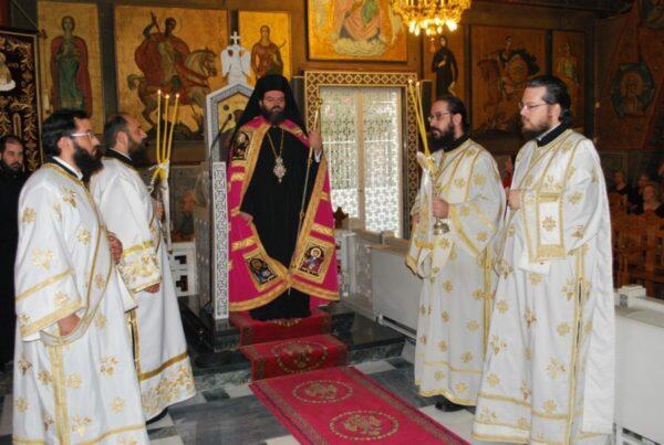 Άγιος Αλέξανδρος: Λαμπρό Συλλείτουργο για τον Πολιούχο του Παλαιού Φαλήρου