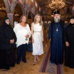 Το Λύρειο Ίδρυμα επισκέφθηκε η Μαριάννα Β. Βαρδινογιάννη