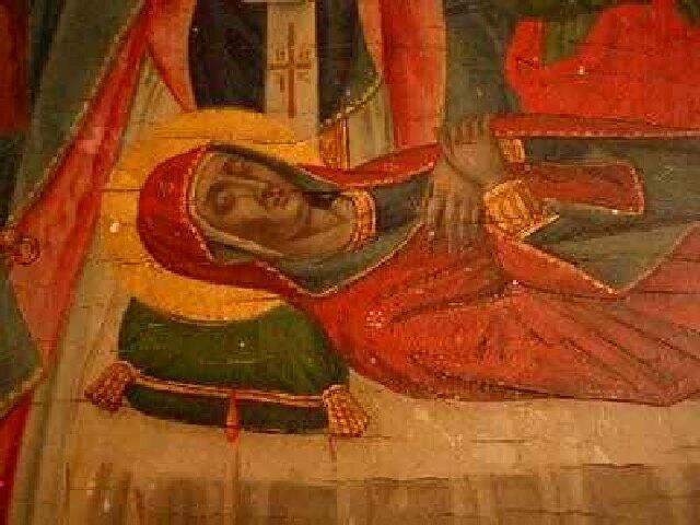 Την πάσαν ελπίδα μου εις σε ανατίθημι, Μήτερ του Θεού, φύλαξον με υπό την σκέπην σου