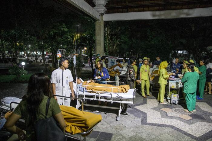 Ινδονησία Σεισμός: 37 νεκροί ο τραγικός απολογισμός