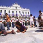 Η Παναγία εμφανίστηκε στον ναό της στην Τήνο και γιάτρεψε μια ψυχασθενή