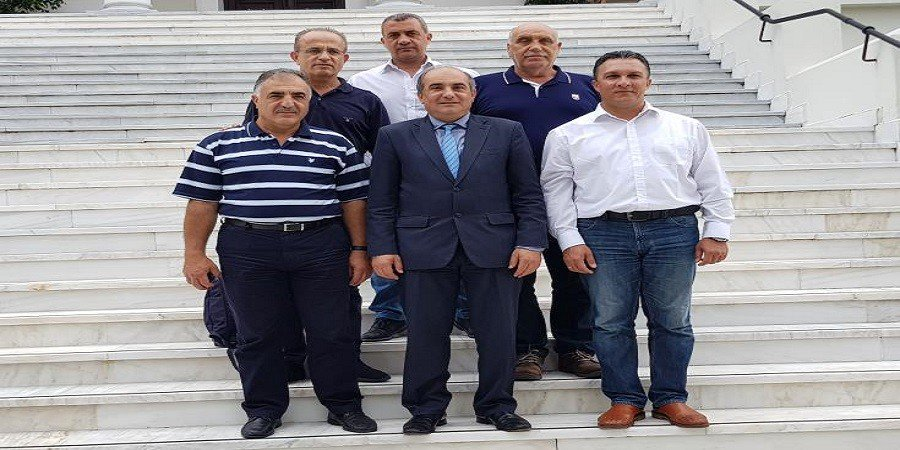 Στο Αγιο Ορος ο πρόεδρος της Κυπριακής Βουλής