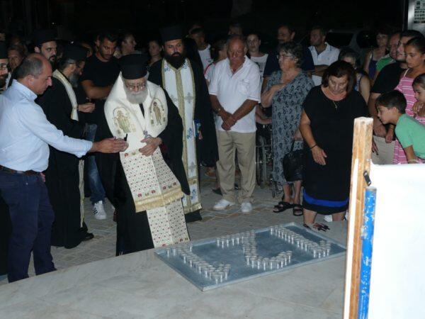 Παραλίμνι: Σε φορτισμένο κλίμα το μνημόσυνο των θυμάτων της αεροπορικής τραγωδίας της 14ης Αυγούστου 2005