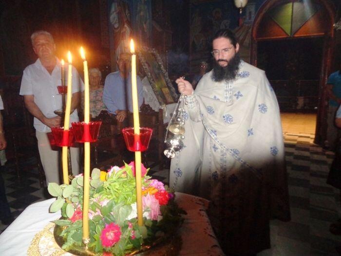 Παναγία Βασίλισσα: Ξεκίνησαν οι εορταστικές εκδηλώσεις στο Μουζάκι