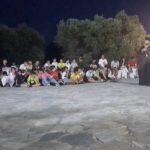 Μητρόπολη Χαλκίδος: Tελετή λήξης Ε΄ Κατασκηνωτικής Περιόδου
