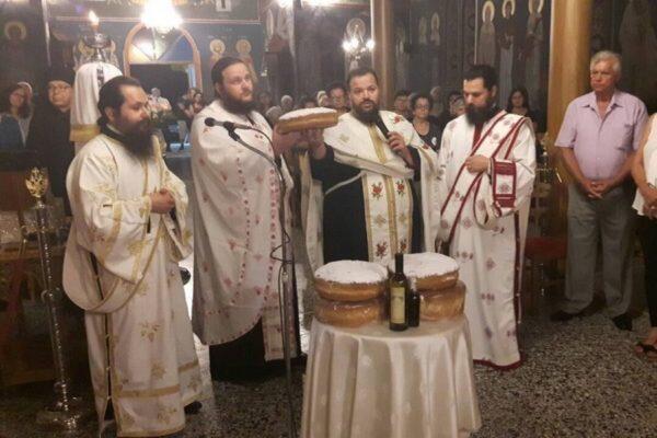 Αμάρυνθος: Λαμπρή υποδοχή της Αγίας Κάρας του Τιμίου Προδρόμου