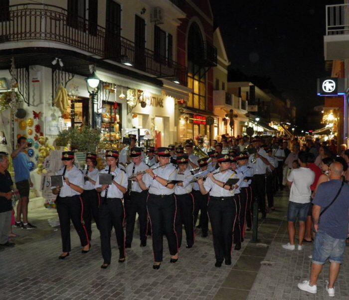 Το Υπερφυές θαύμα του Αγίου Σπυρίδωνος, εορτάστηκε στην Ι.Μ. Κεφαλληνίας