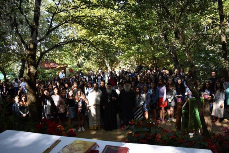 Κατασκήνωση Κοριτσιών Γυμνασίου-Λυκείου στη Μακρυνίτσα