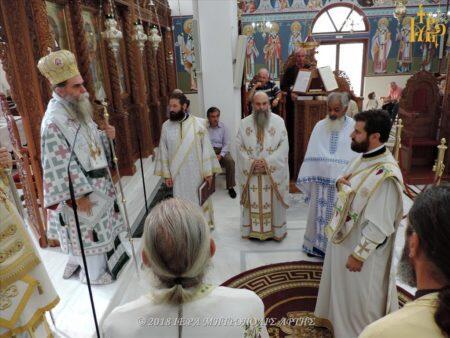 Χειροτονία Πρεσβυτέρου στην Ιερά Μητρόπολη Άρτης