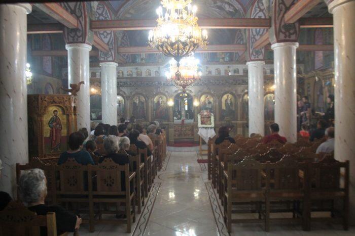 Οι ακολουθίες του Εσπερινού και του Μεγάλου Παρακλητικού Κανόνος στην Ιτέα