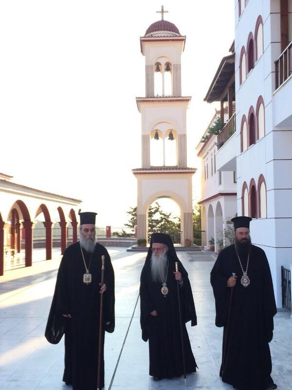 Εορτή Αγ. Ειρηναίου Επισκόπου Λουγδούνων
