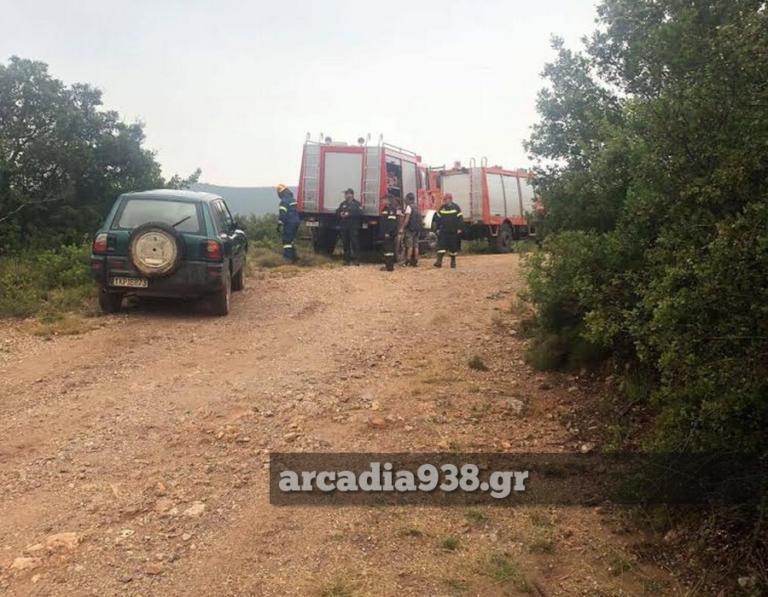 Σπάρτη: Έπεσε αεροπλάνο της Πολεμικής Αεροπορίας - Νεκρός ο κυβερνήτης