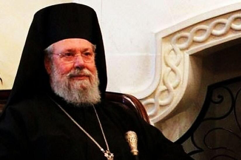 Επιστολή Αρχιεπισκόπου Κύπρου προς τον Υπουργό Παιδείας Κώστα Χαμπιαούρη