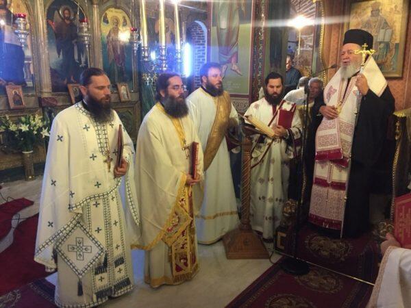 Κοίμηση της Θεοτόκου: Προεόρτια Αγρυπνία από τον Χαλκίδος Χρυσόστομο