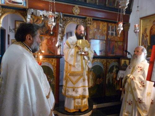 Μνημόσυνο του μακαριστού Επισκόπου Πέτρας Μελετίου Χλαπουτάκη