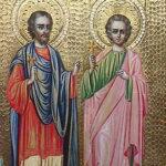 18 Αυγούστου - Εορτή: Άγιοι Φλώρος και Λαύρος