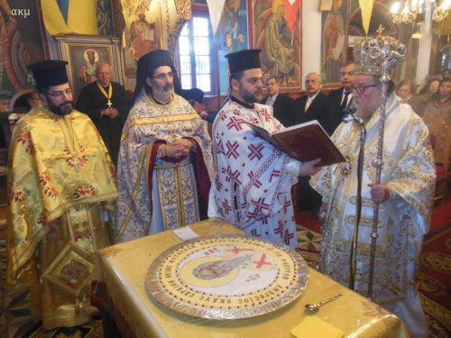 Κάρπαθος: Ξυλοδαρμός Αρχιμανδρίτη Ε. Χριστοδουλάκη από Ιερέα μέσα σε Εκκλησία