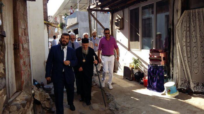 Οδοιπορικό του Οικουμενικού Πατριάρχη στην Βορειοανατολική Κύζικο