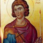 Αγιος Φανούριος: Πανηγυρίζει ο Ιερός Ναός στην Παναγία Καλαμπάκας