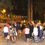 Παράκληση στην Υπεραγία Θεοτόκο στο Παρεκκλήσι της Παναγίας Χελιδονούς