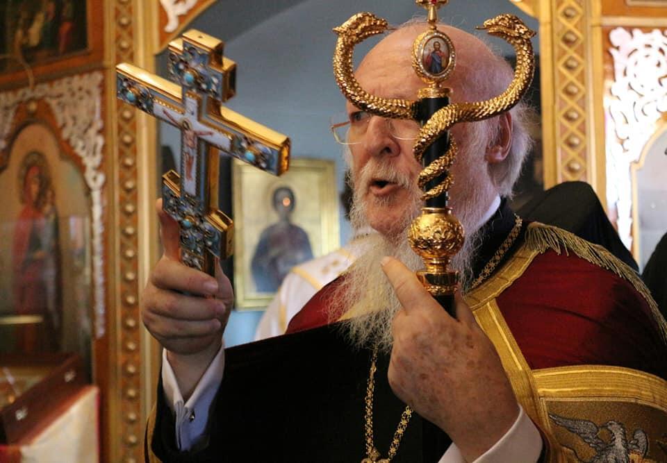 Ο Πατριάρχης στο Μετόχι του Αγίου Παντελεήμονος Γαλατά