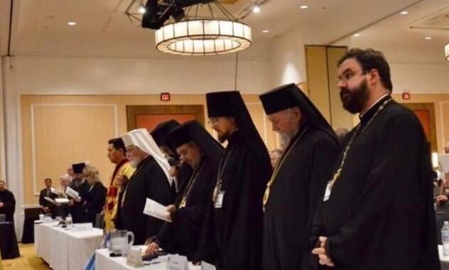 Εκπρόσωπος της Ορθοδόξου Εκκλησίας της Ρωσίας στη συνεδρία της ΙΘ' Παναμερικανικής Συνόδου