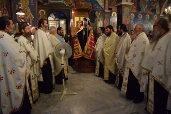 Άγιος Αλέξανδρος: Εορτή του Αγίου Αλεξάνδρου στην Ι.Μ. Θεσσαλιώτιδος