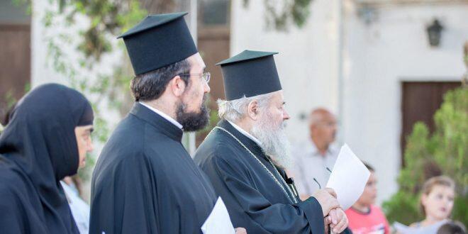 Την Παναγία τίμησε με εκδήλωση η Ιερά Μονή Κορακιών