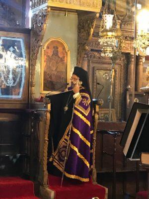 Τα εννιάμερα της Παναγίας στο Νιχώρι του Βοσπόρου