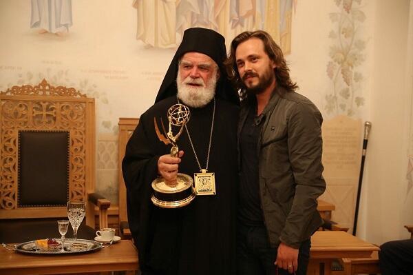 Συγκλόνισε στο Άγιο Όρος ο Αμερικανός Ηθοποιός Jonathan Jackson
