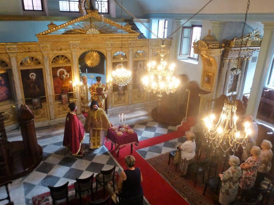 Πανηγύρισε ο Ιερός Ναός Αγίου Ιωάννου του Προδρόμου στην Κοινότητα Ξηροκρήνης