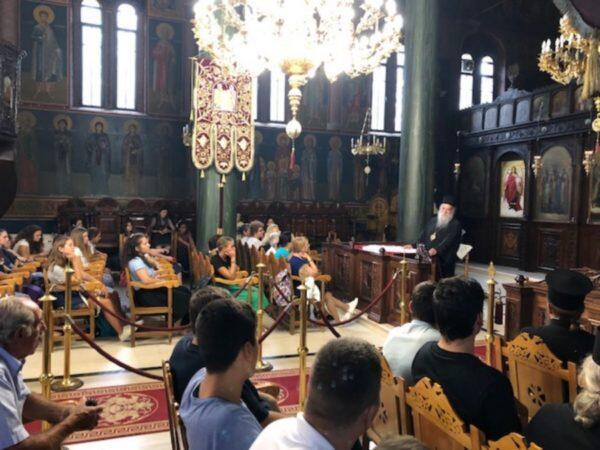 Μητρόπολη Γρεβενών: Εκδρομή των στελεχών της κατασκήνωσης στον Νομό Γρεβενών