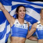 Στεφανίδη - Κυριακοπούλου έκαναν την Ελλάδα υπερήφανη - Εθνική Νίκη