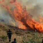 Φωτιά Ζάκυνθος Τώρα - Πύρινα μέτωπα: Δύσκολη νύχτα