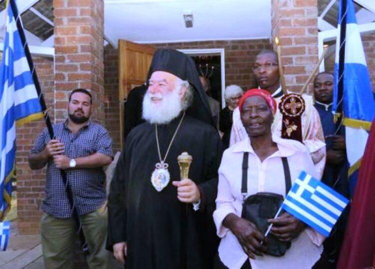 Πατριάρχης Αλεξανδρείας Θεόδωρος: «Η Ζιμπάμπουε θα ευημερήσει με την ενότητα των Ηγετών και του Λαού της»