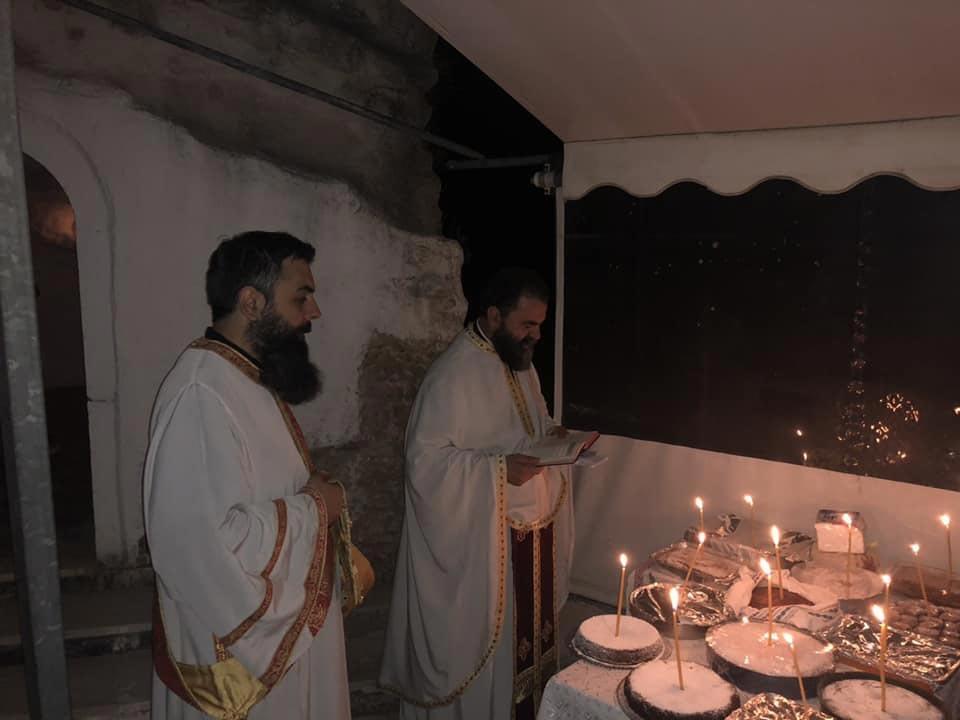 άγιος φανούριος φανουρόπιτες αγρυπνία 2018
