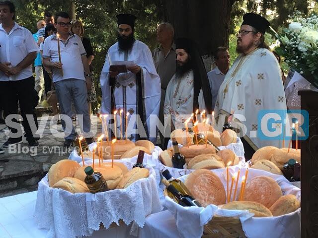 Μεταμόρφωση Σωτήρος: Ο Πανηγυρικός Εσπερινός στην Καστοριά