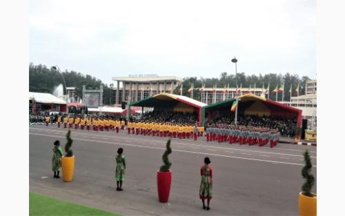 Η Εθνική Εορτή Ανεξαρτησίας του Κονγκό Μπραζαβίλ