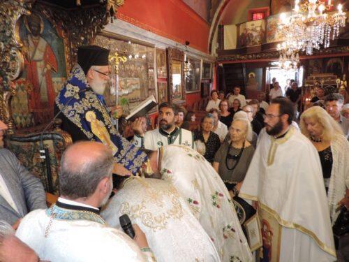 Χειροθεσία Νέων Πνευματικών στη Μητρόπολη Σύρου