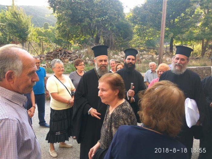 Ο Θεσσαλιώτιδος Τιμόθεος στον Δήμο Αργιθέας